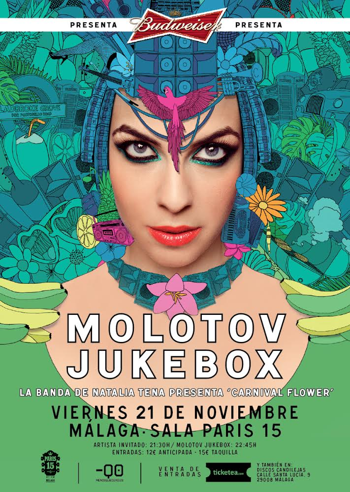 Molotov Jukebox Málaga